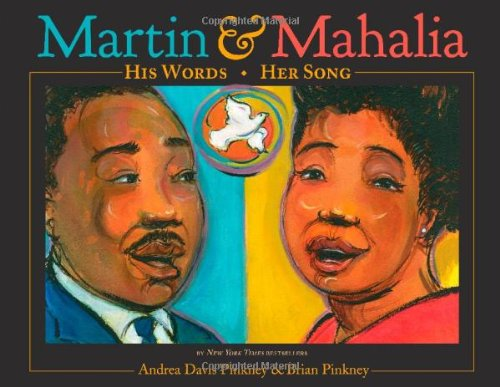 Martin & Mahalia: His Words, Her Song (2013)
