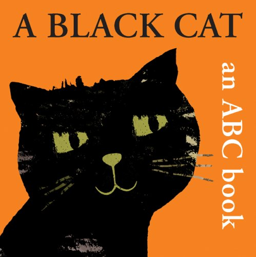 A Black Cat: An ABC Book