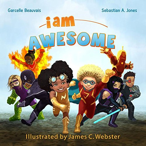 I Am Awesome – Garcelle Beauvais