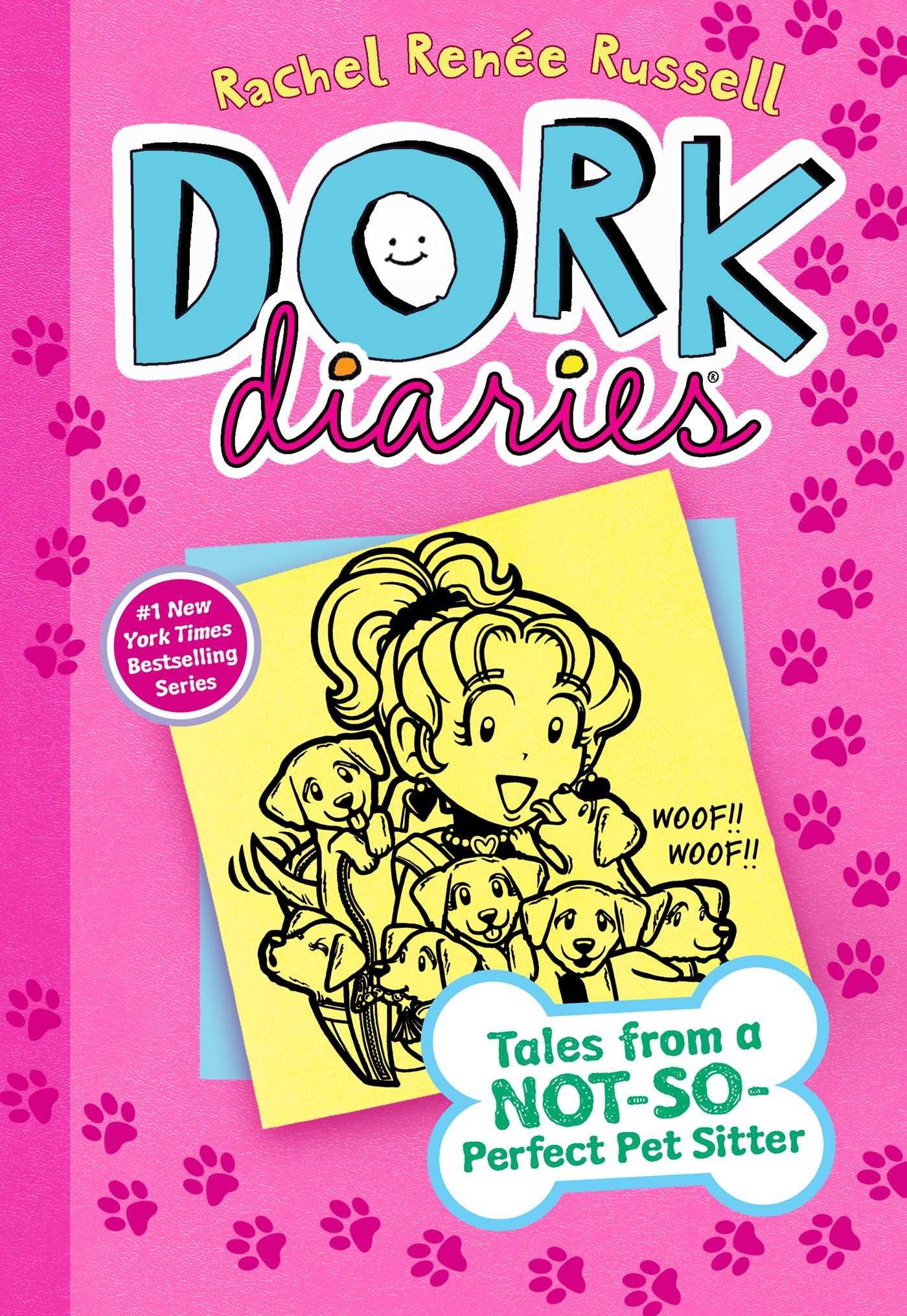 Dork Diaries 10: Tales from a Not-So-Perfect Pet Sitter - Rachel Renee Russell