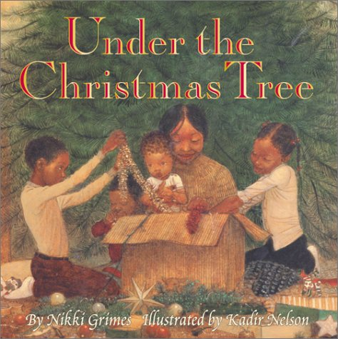 Under the Christmas Tree - Nikki Grimes