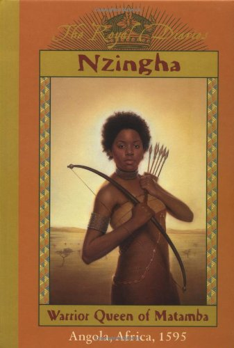 Nzingha: Warrior Queen of Matamba, Angola, Africa, 1595 – Patricia C. McKissack