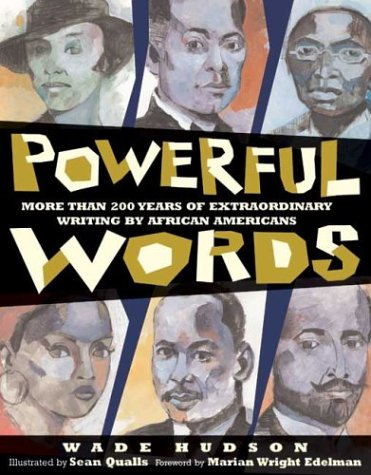 Powerful Words: More Than 200 Years of Extraordinary Writings by African American – Wade Hudson
