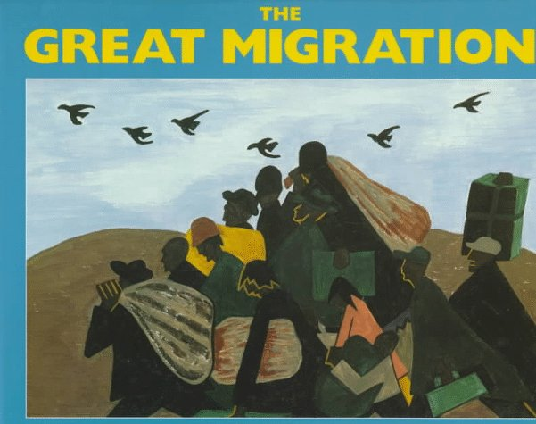 The Great Migration: An American Story – Jacob Lawrence