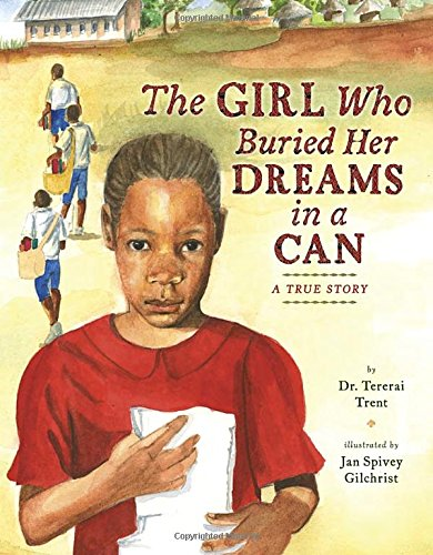 The Girl Who Buried Her Dreams in a Can – Tererai Trent