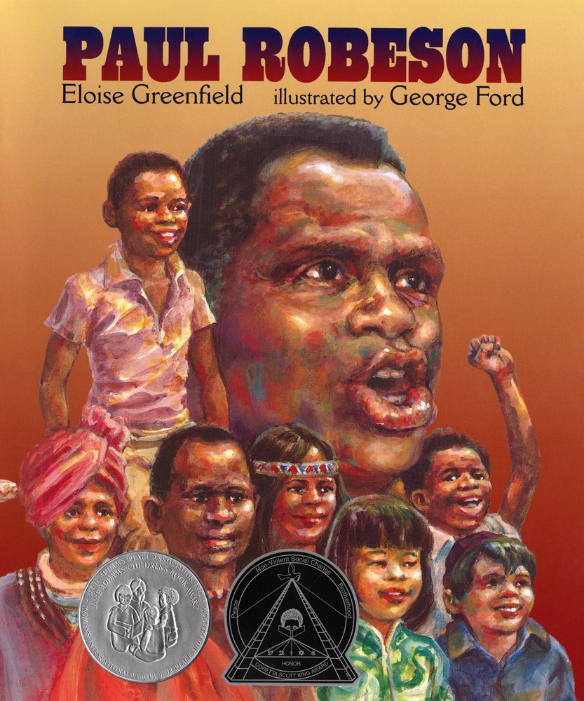 Paul Robeson – Eloise Greenfield