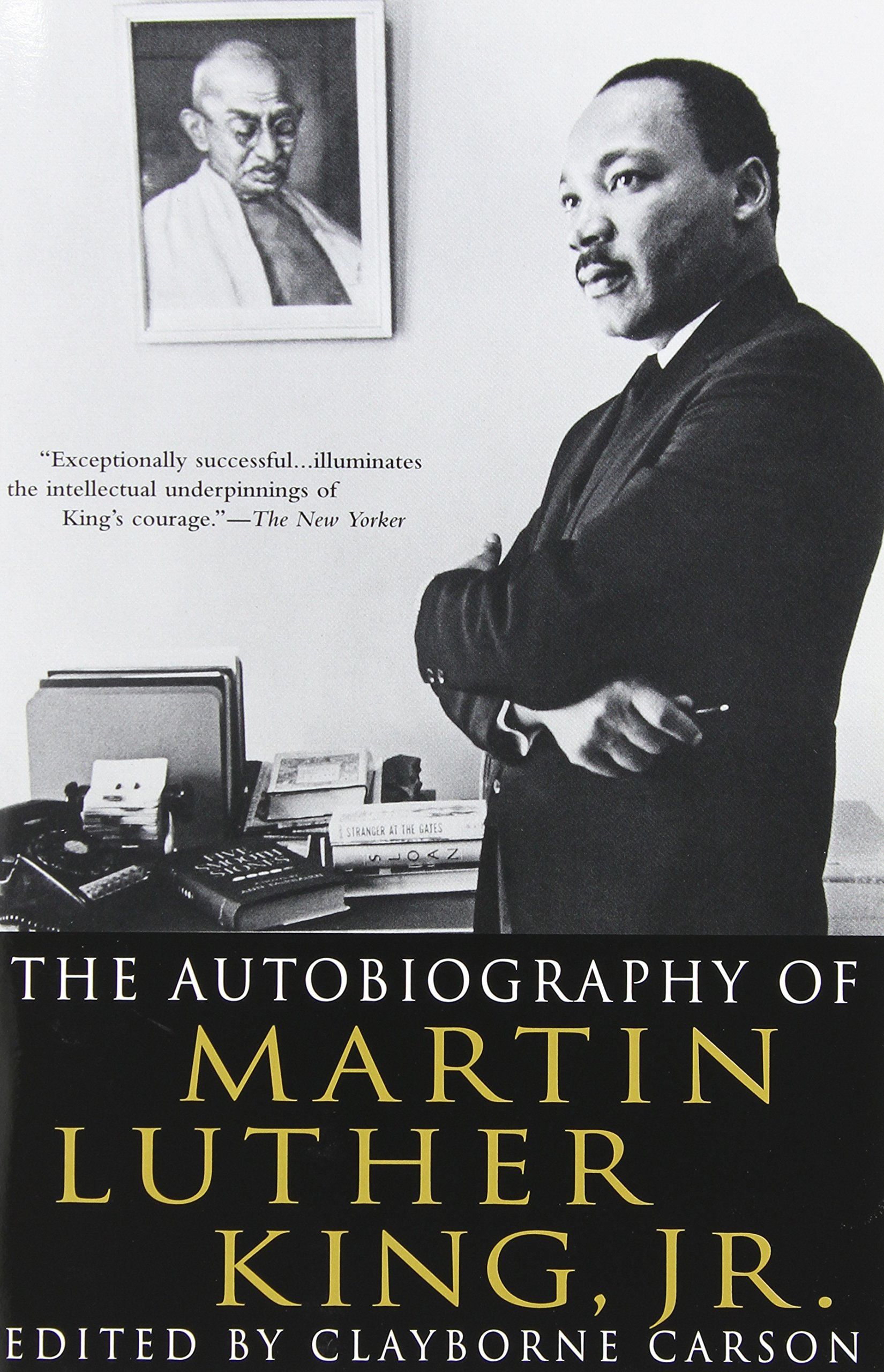 The Autobiography of Martin Luther King, Jr. – Clayborn Carson (editor)