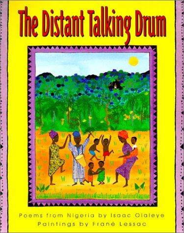 The Distant Talking Drum - Isaac O. Olaleye