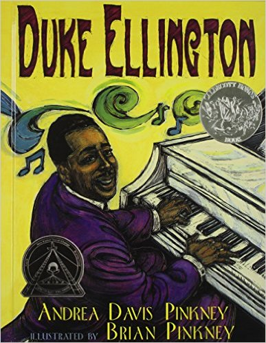 Duke Ellington: The Piano Prince and His Orchestra – Andrea Davis Pinkney