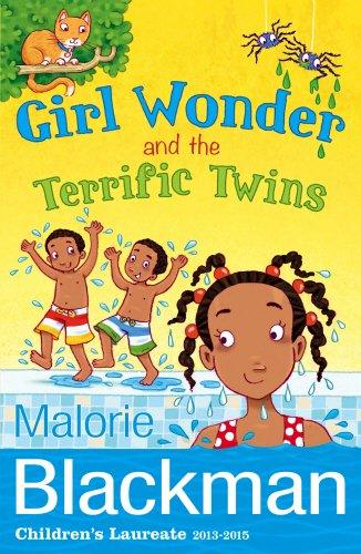 Girl Wonder and the Terrific Twins (Girl Wonder Series) – Malorie Blackman