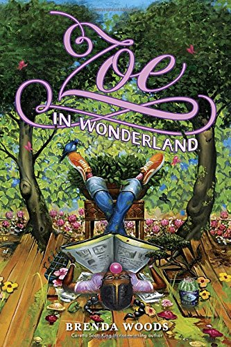 Zoe in Wonderland - Brenda Woods