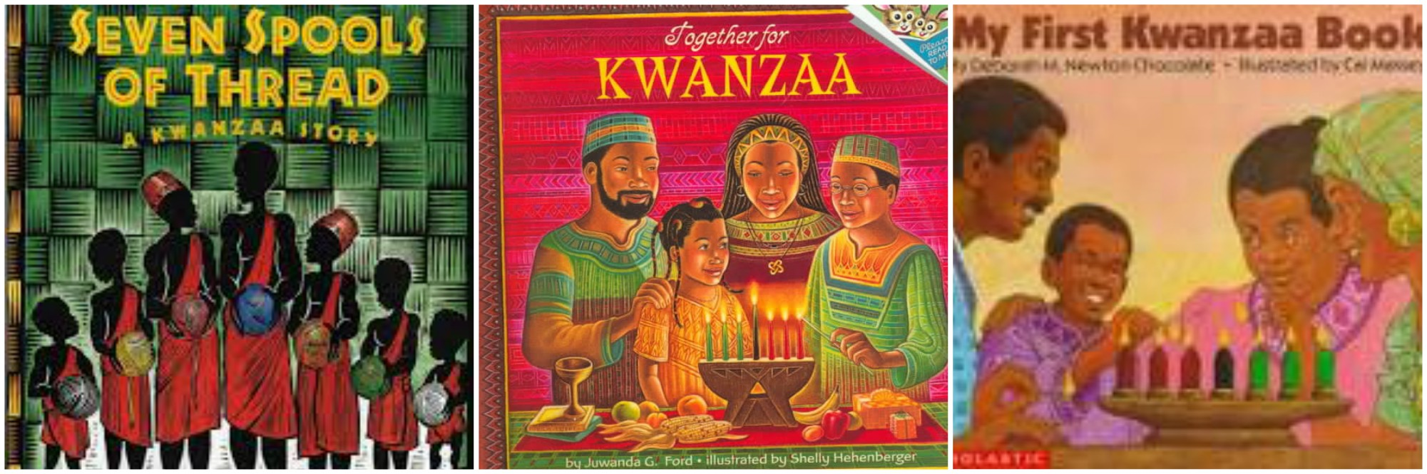 9 Books For Kwanzaa Black Childrens Books And Authors