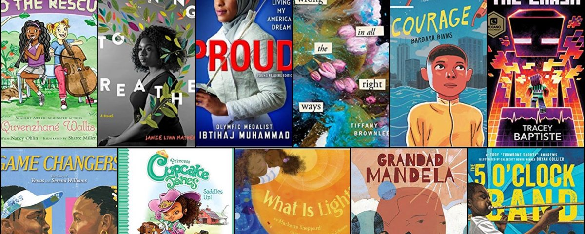 June/July 2018 New Releases   Black Children's Books and Authors