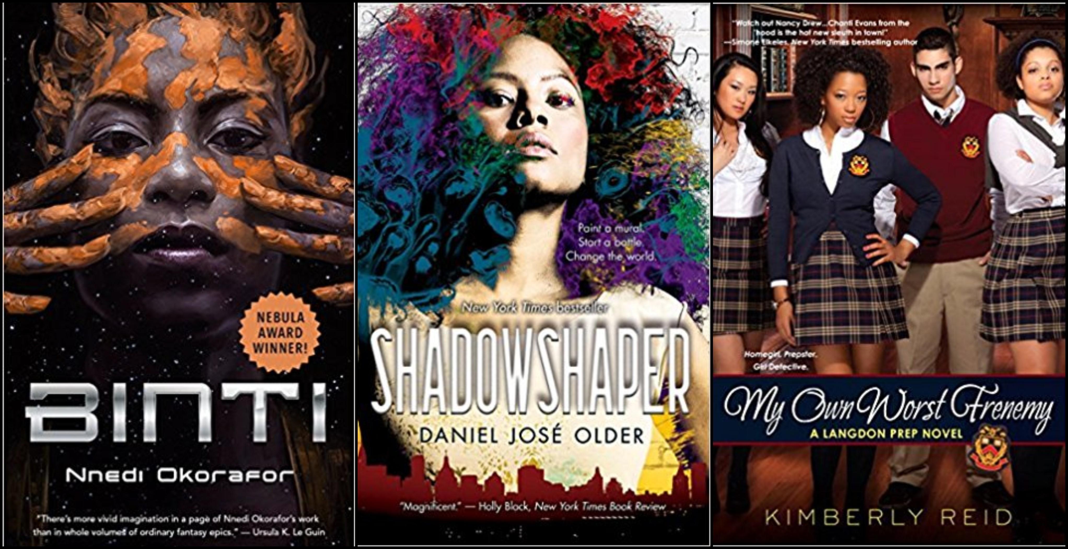 27 Book Series for Summer Reading | Black Children's Books